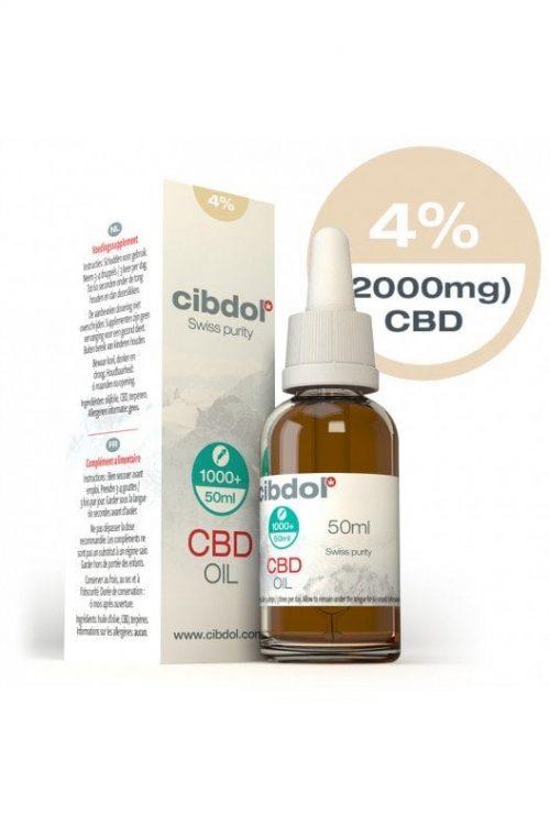 CBD Hemp Oil (50ml) 2000mg 4% CBD - cbd oil 4 50ml closed 500x750 - CBD Hemp Oil (50ml) 2000mg 4% CBD